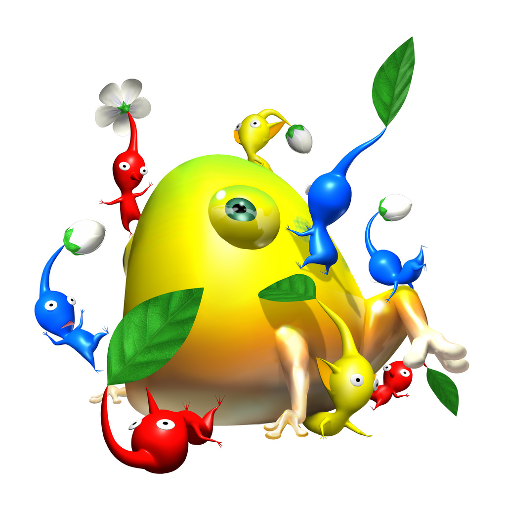 Yellow Wollywog Pikmin Fandom