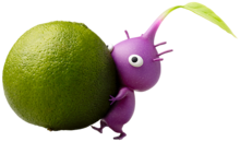 Purple Pikmin Spirit