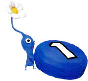 Blue Pellet