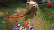 Pikmin3 tongue bulborb