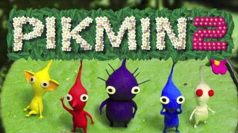 Pikmin 2 Music - Valley of Repose