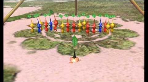 Pikmin Live as a Pikmin
