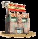Hocotate Freight Art