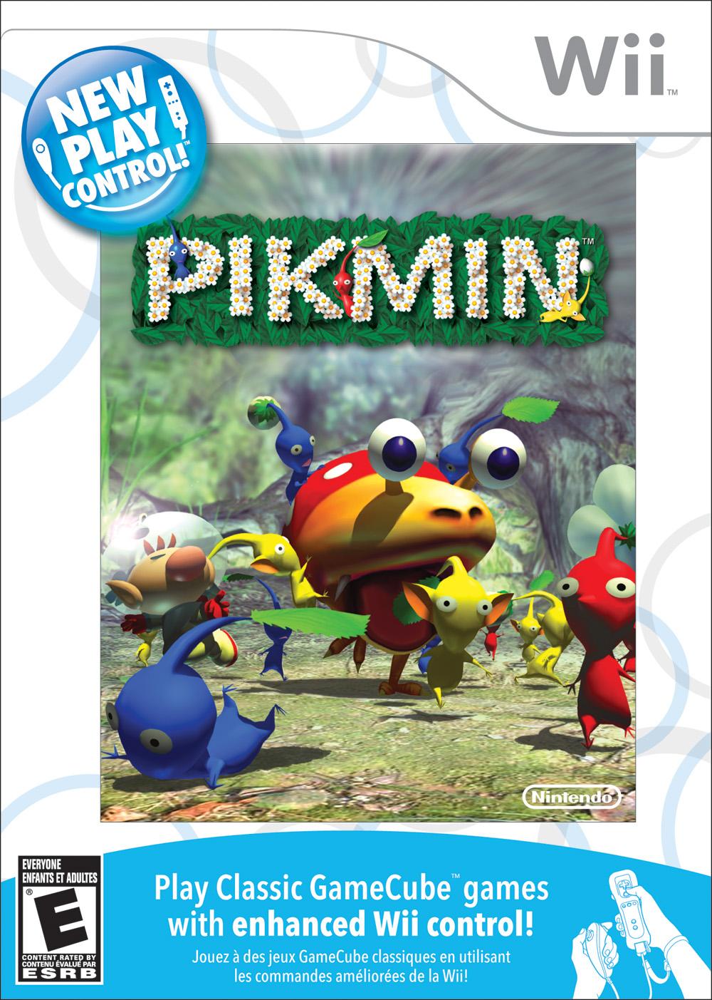 New Play Control Pikmin Fandom