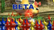 Beta64 - Pikmin Super Mario 128