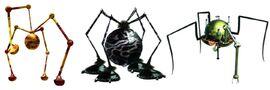Arachnorbs