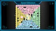Jigsaw Colosseum (Gamepad)