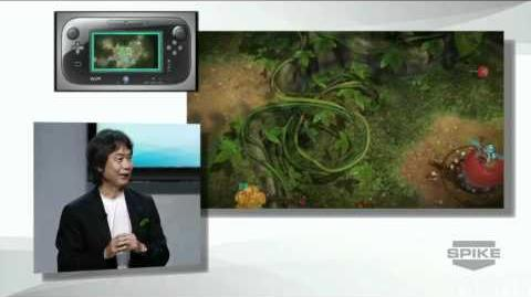 Pikmin 3 - E3 2012 Gameplay Presentation & Trailer HD