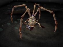 Arakénak Titan sans armure