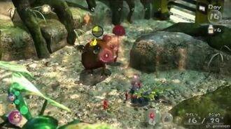 「ピクミン3」 CM ゲーム画面篇2