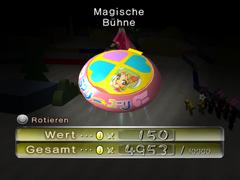 Magische Bühne ingame