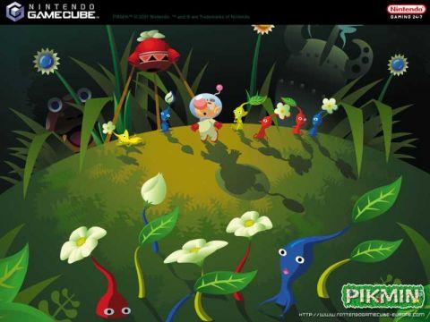Pikmin Game Pikmin Fandom
