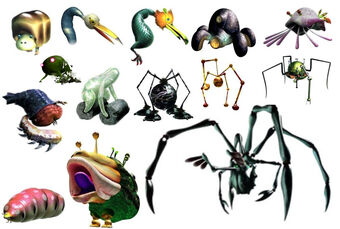 Category Bosses Pikmin Fandom