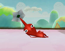 Pikmin rosso