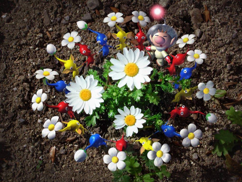 Image pikmin flower danceg pikmin fandom powered by wikia pikmin flower danceg izmirmasajfo