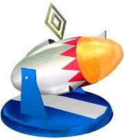 Nintendo, Pikmin, Artwork, Schiffsteil, Nova-Blaster
