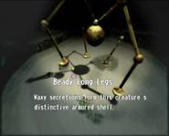 Reel2 Beady Long Legs