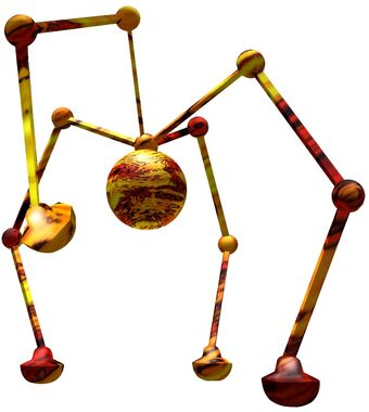 Arachnorb Pikmin Fandom