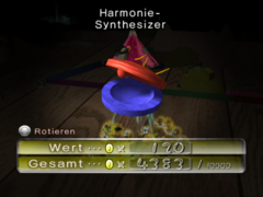 Harmonie-Synthesizer ingame