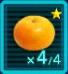Citrus Lump Icon