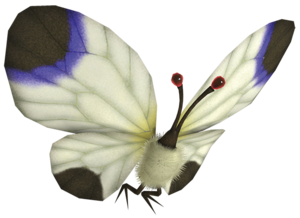 White spectralids