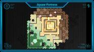 Jigsaw fortress (Gamepad)
