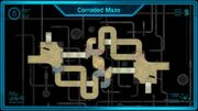 Corroded Maze (Gamepad)