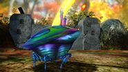 Flint Beetle