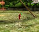 P1 Screenshot Das erste rote Pikmin