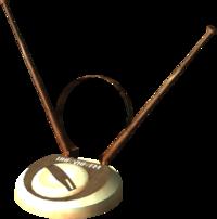 Antenne Boudeuse