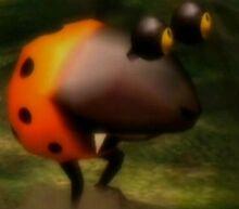 Orange Bulborb 2