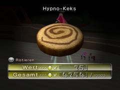 Hypno-Keks ingame