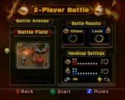 Pikmin 2 Battle
