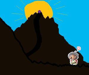 Olimar Mountains