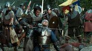 Richard in Battle