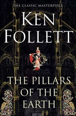 The Pillars of the Earth Cover