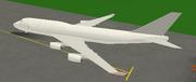 Cargo version of queen of the skies