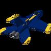 F-A 18 (Blue Angles)