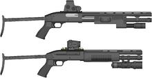B3S Shotguns