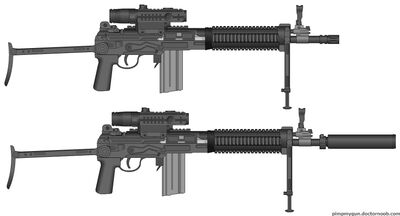 Samson .223 Carbine LRT Package Variants