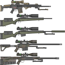 FAC Sniper Weapons B3S