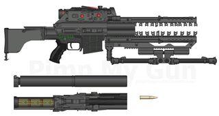 Capture 203 (RDSS Railgun System)