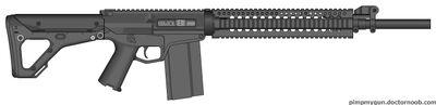 M56 Battle Rifle
