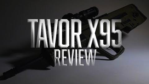 TAVOR X95 Review