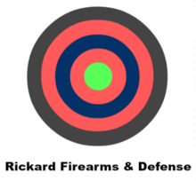 Rickard Firearms & Defense Logo