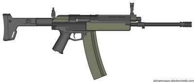Vurkov M23 SAR