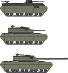 B3S Tanks