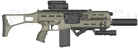 HPRR A2 Custom