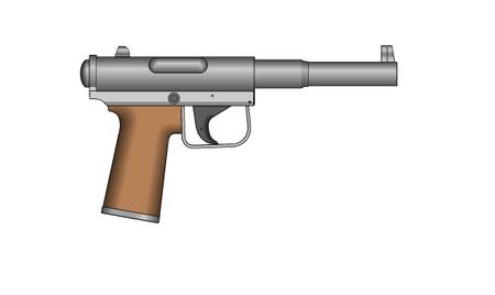 Model 2011 Revolver Rifle