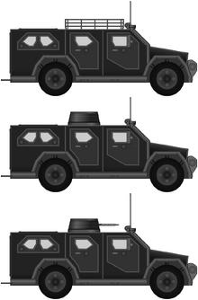 B3S MPF-MP-VI APC